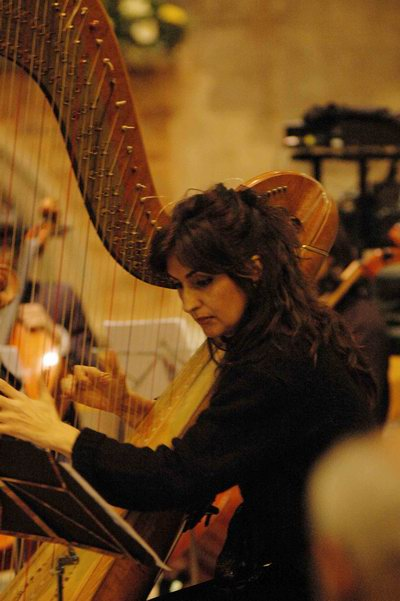 28 dicembre 2005 duomo di piacenza  beppe cantarelli in magnificat  ( foto cravedi )